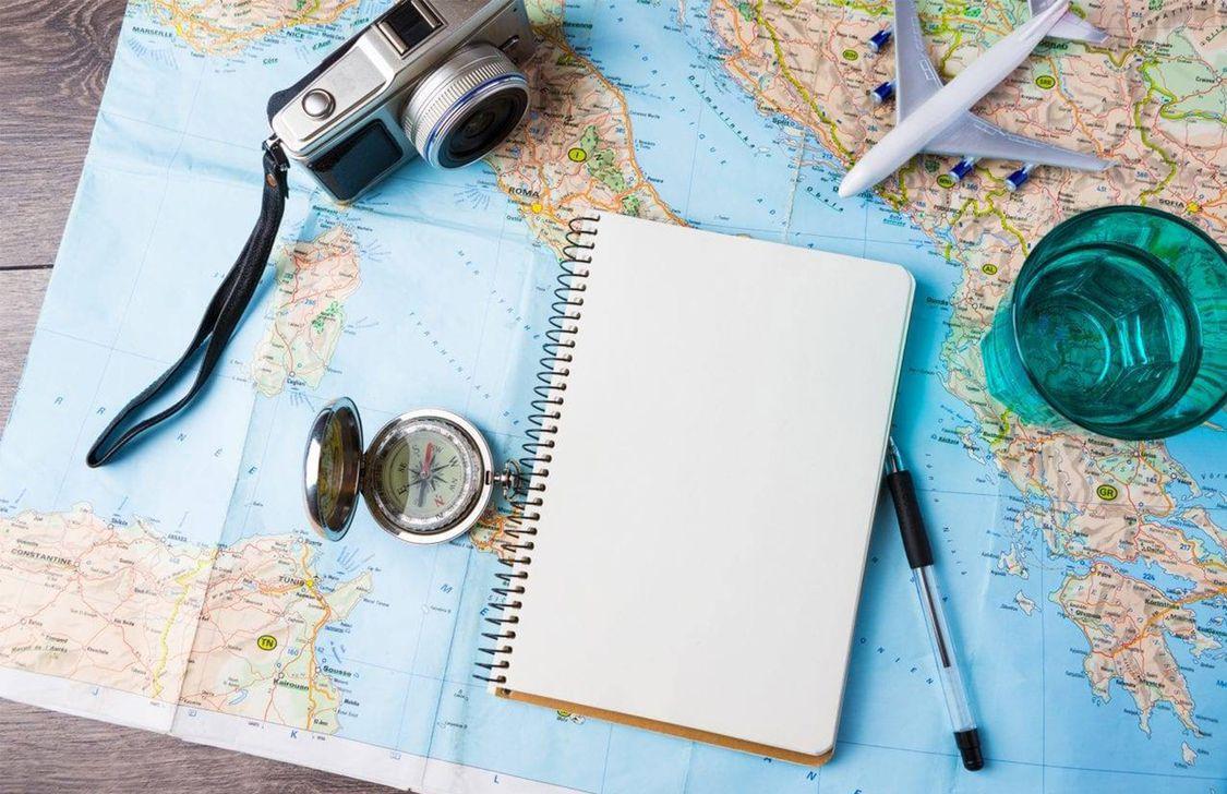 Viaggi Manuzzi - Mappa