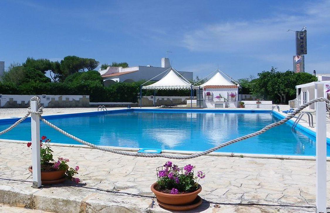 Villaggio Mapo Plaia - Piscina