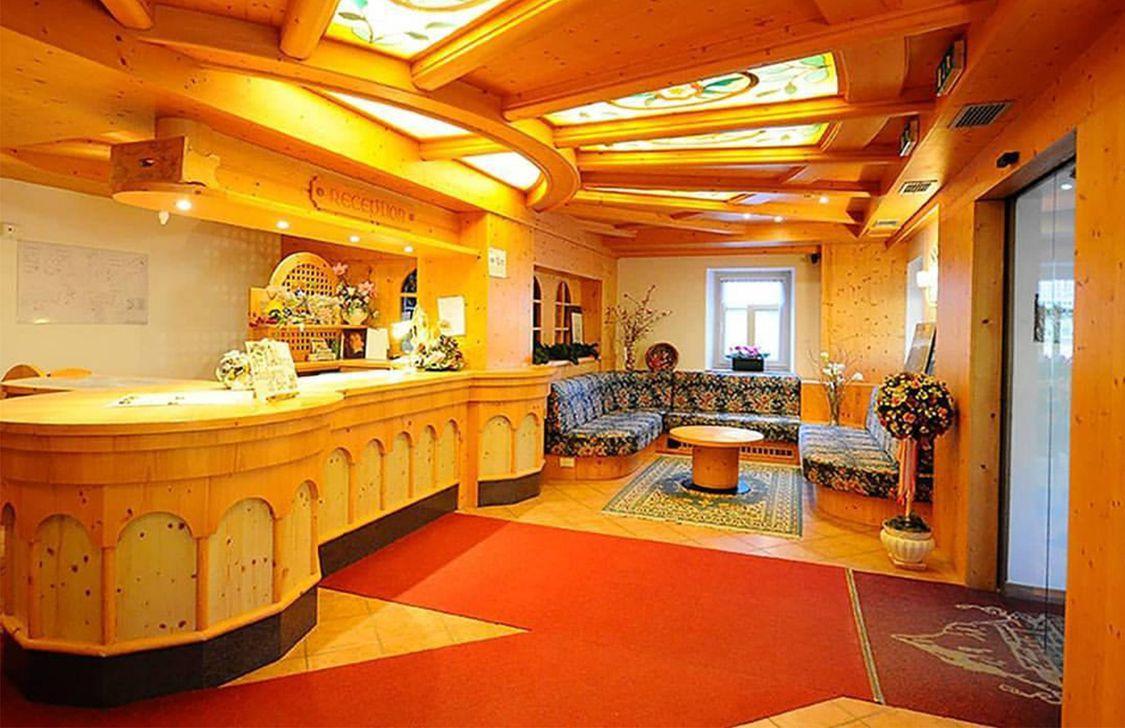Hotel Alpenrose - Hall