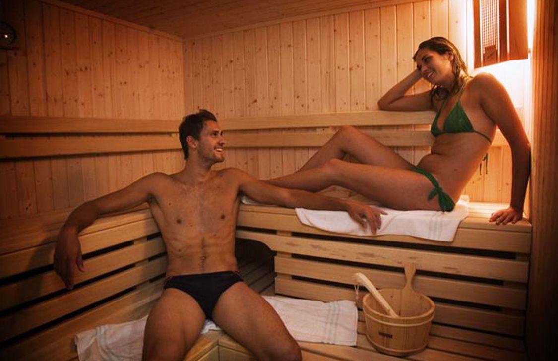Hotel Dante - Sauna