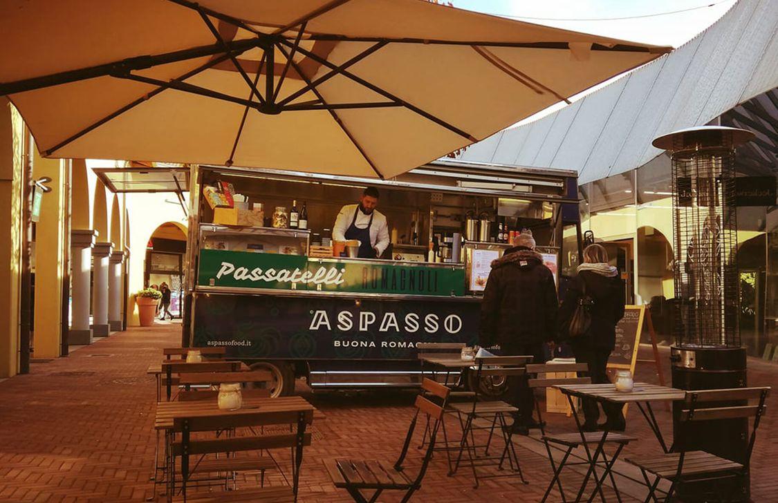 Aspasso - Truck