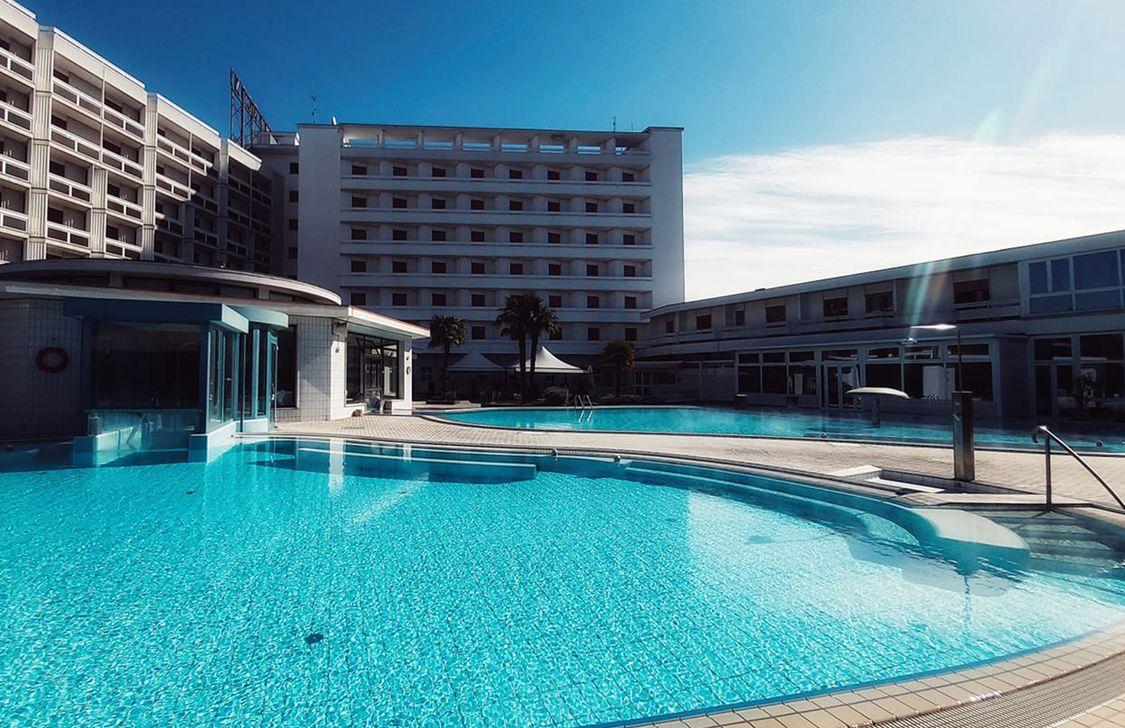 Hotel Terme Marconi *** - Piscina