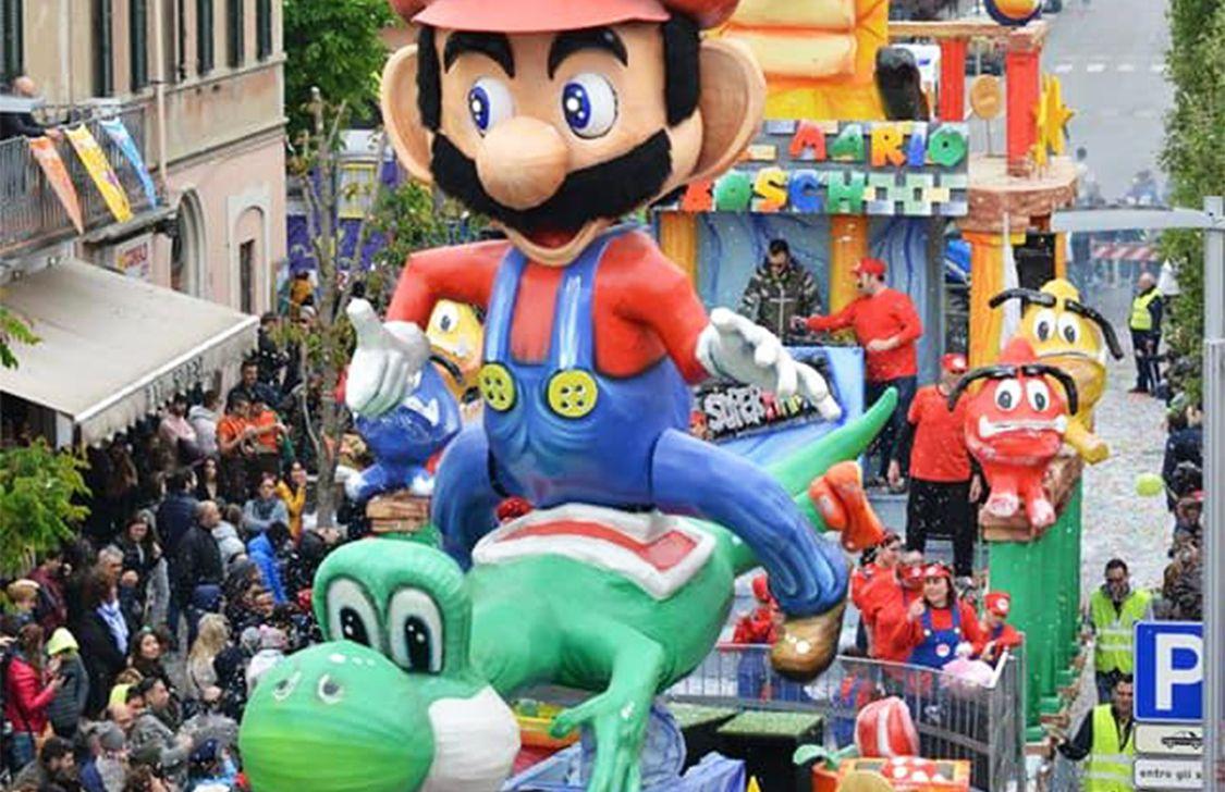 Carnevale di Gambettola - Carro