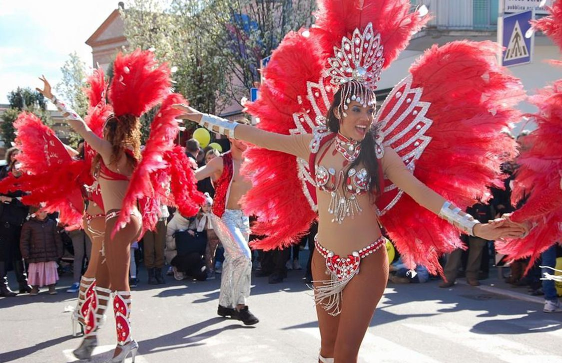Carnevale di Gambettola - Brazil