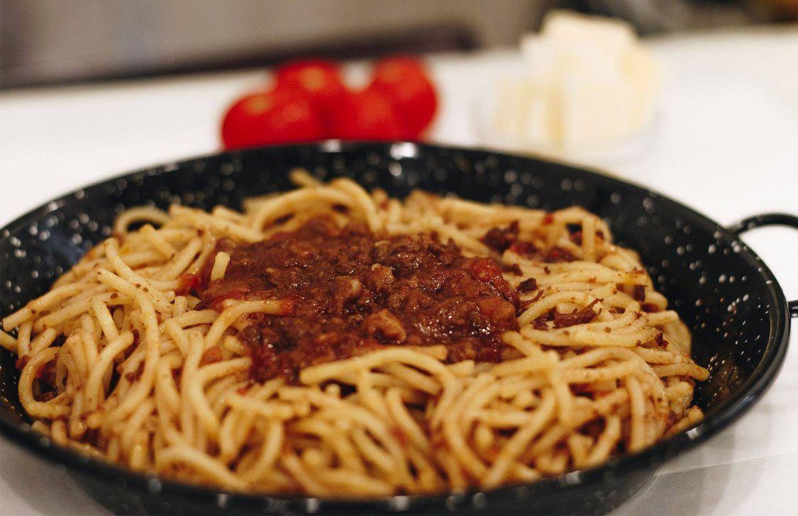 Fausto Pizza - Spaghetti