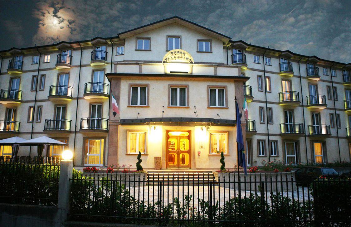 Hotel Valentino - Struttura