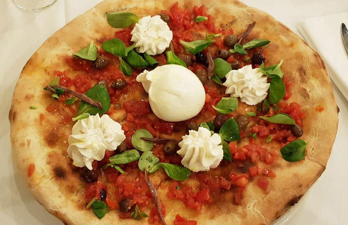 Levante '56 - Pizza