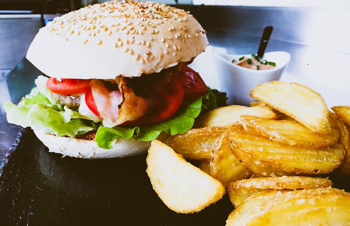 Agriturismo Perugini - Hamburger