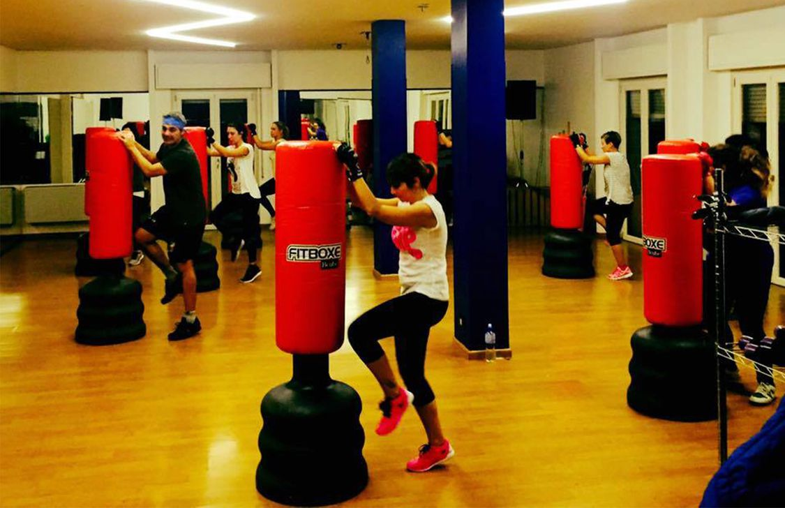 Muscle Gym - Boxe