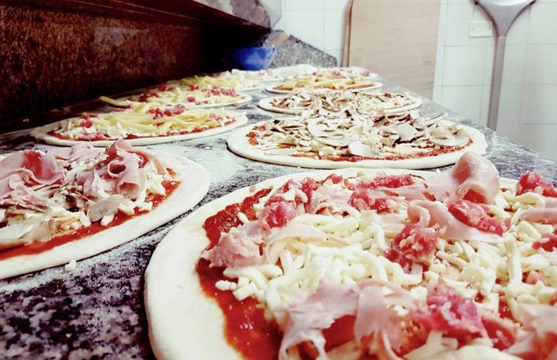 Pizzeria il Girasole - Pizze