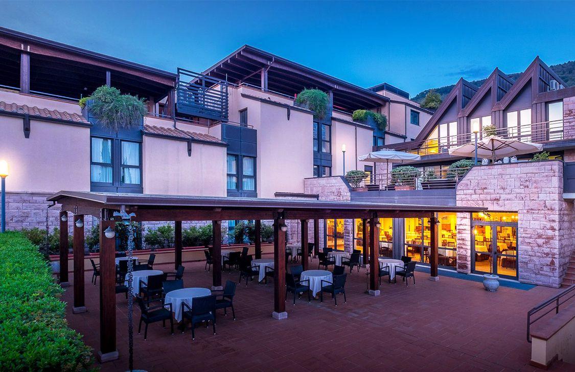 Grand Hotel Assisi - Struttura esterna