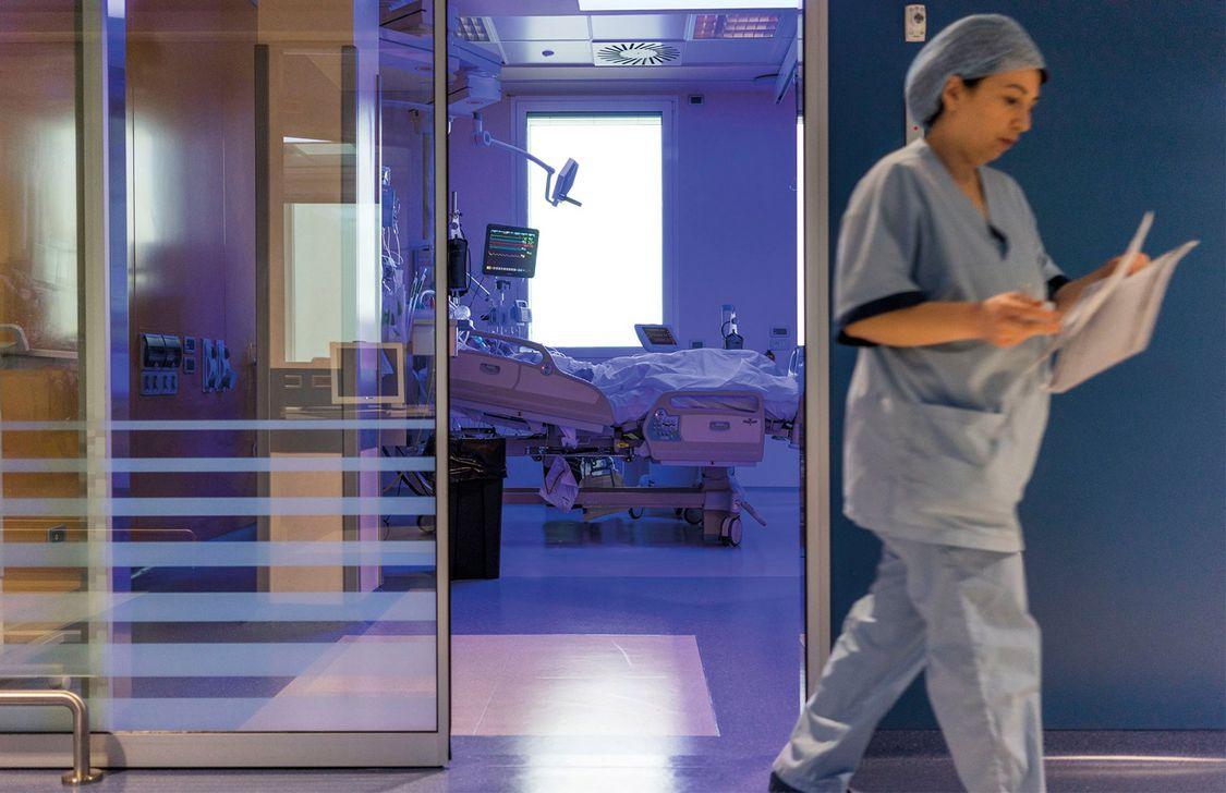 Maria Cecilia Hospital - Camera
