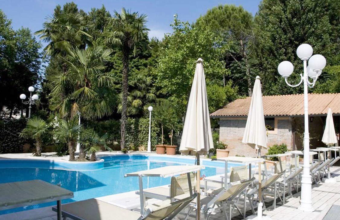 Hotel Ville Panazza - Piscina