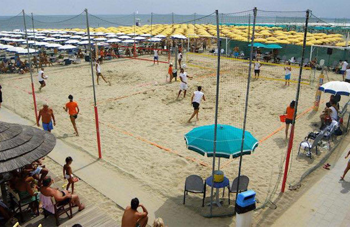 Bagno Italia e Giuliana - Volley