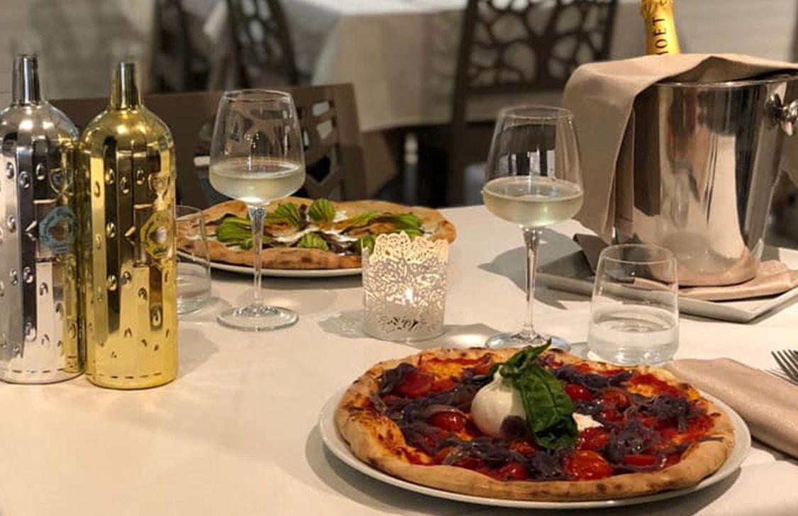 Ristorante Calypso - Pizza