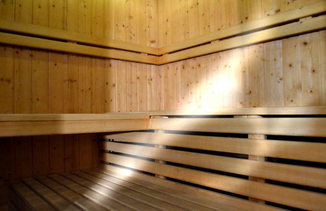 Hotel Corona - Sauna