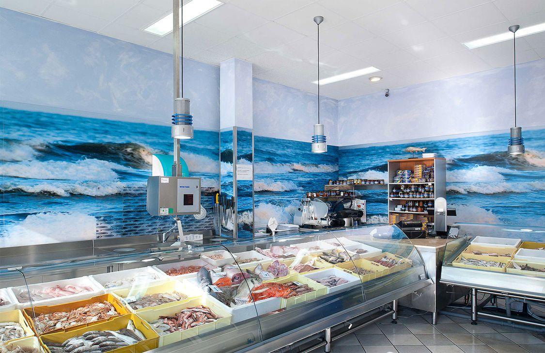 Pescheria D'amare By Gio Mare - Banco del pesce