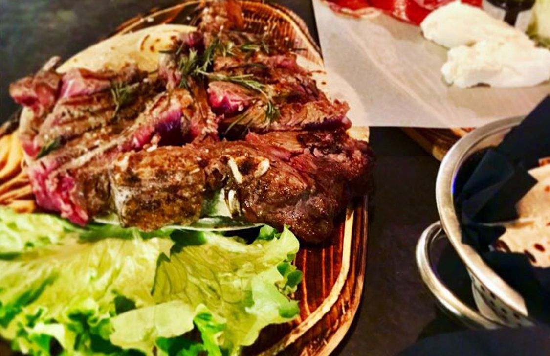 Bar Peledo - Carne