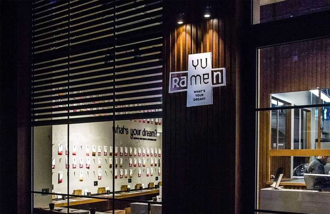 Yume Ramen - Ingresso