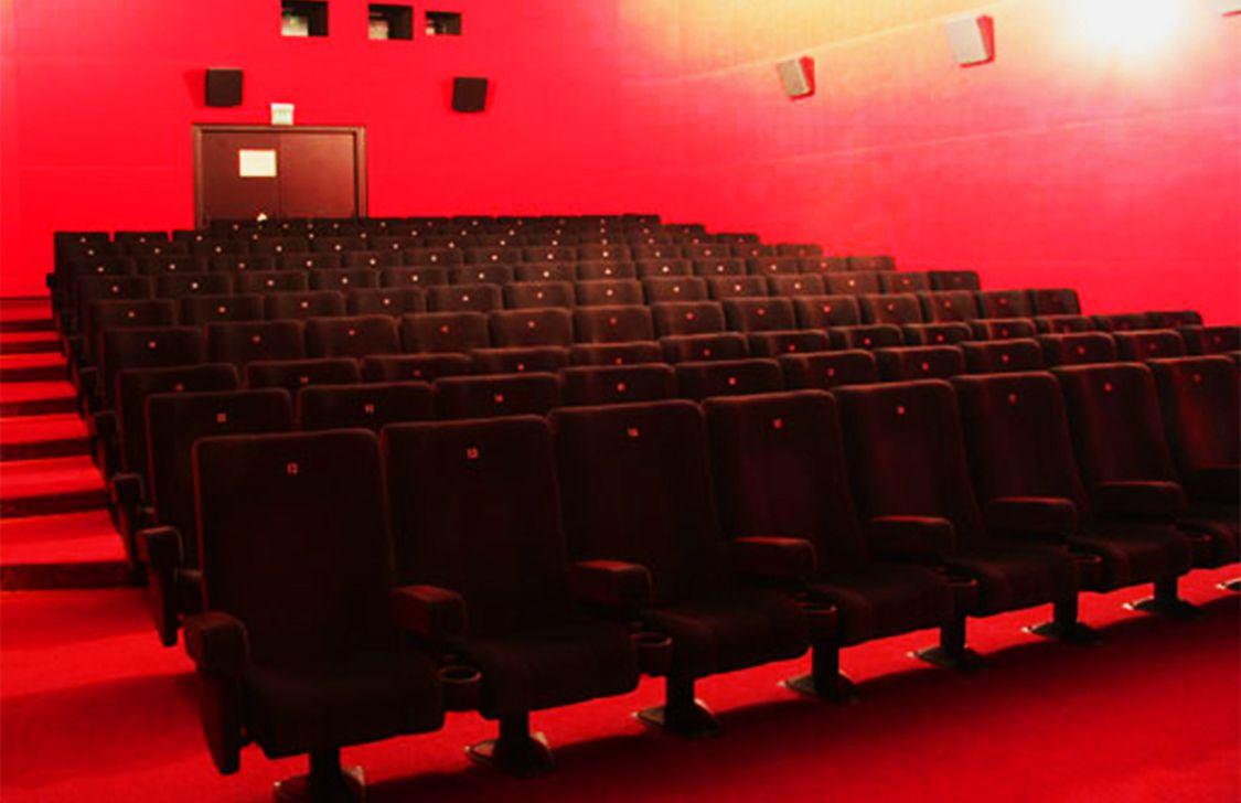 Cinema Eliseo - Sala