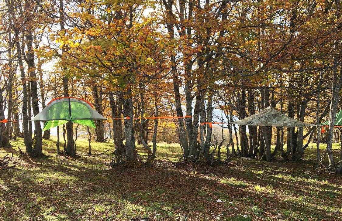 Alto Savio Camping - Tende