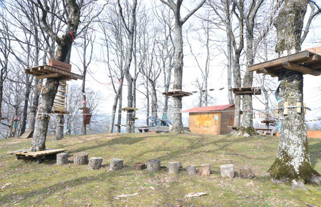 Ca' di Gianni - Parco Avventura