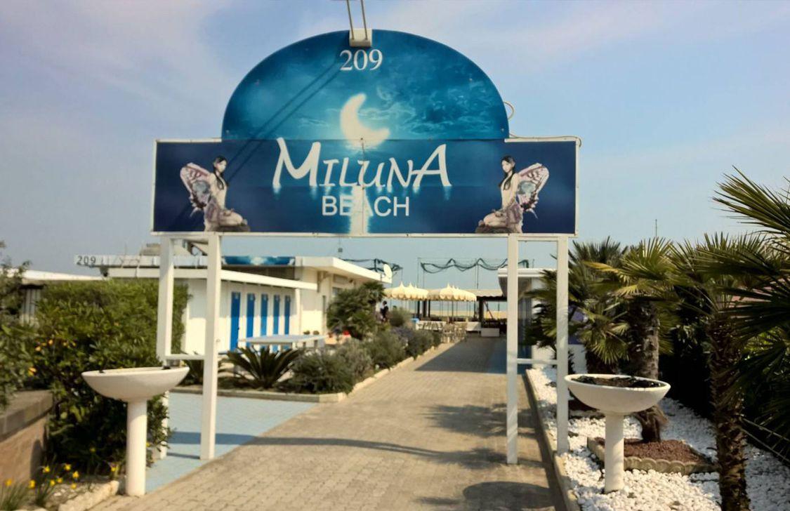 Bagno Miluna 209 - Entrata