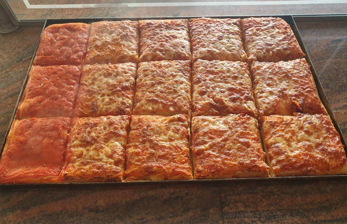 La Tègia Pizzeria - Teglia