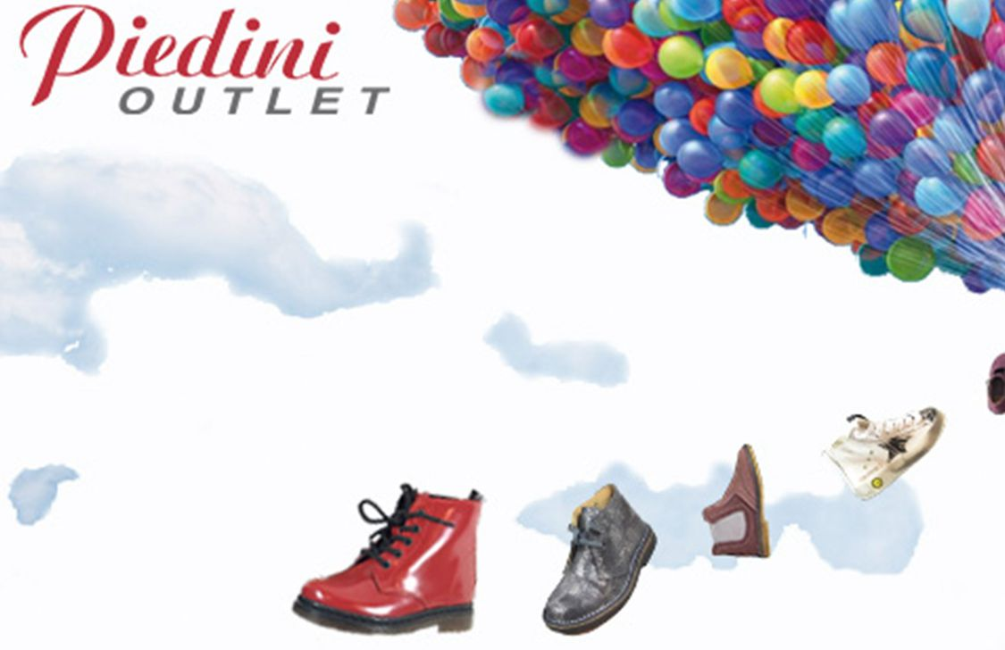 Piedini Outlet - Logo