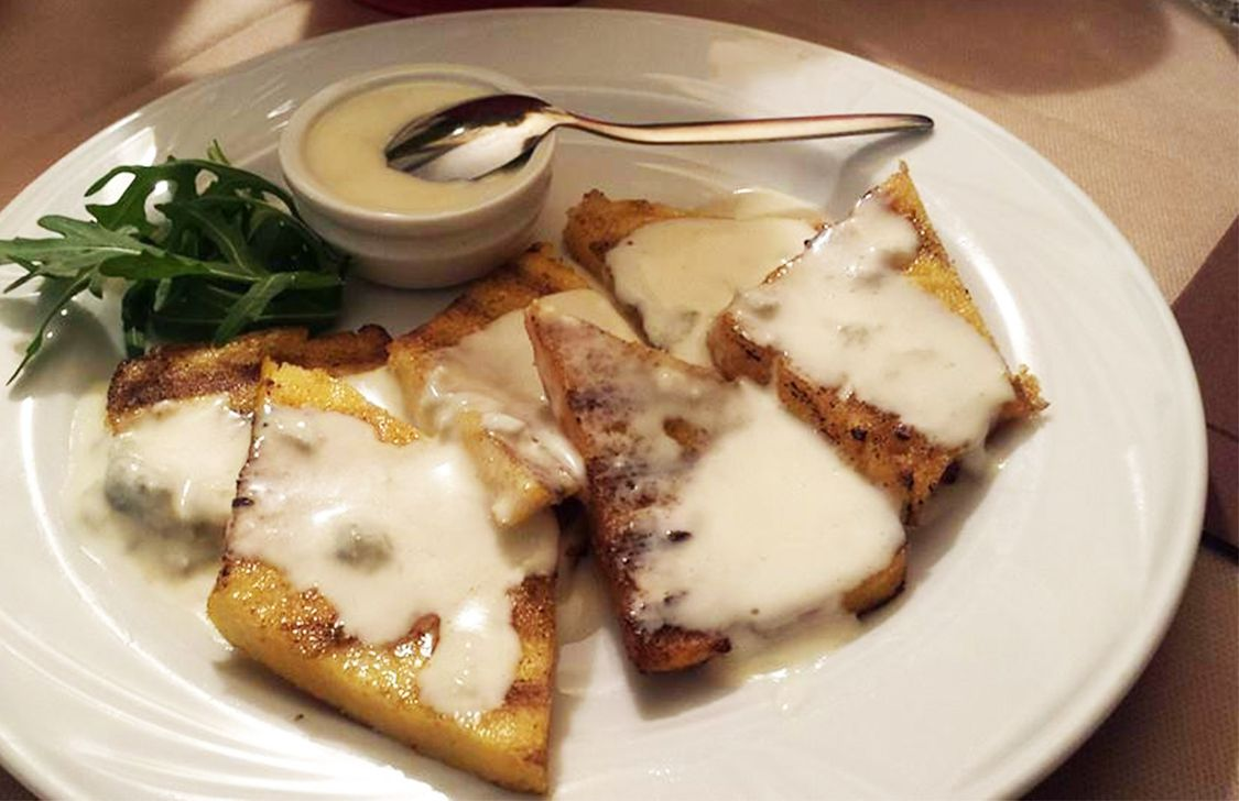 Ristorante Pizzeria Babaleus - Polenta