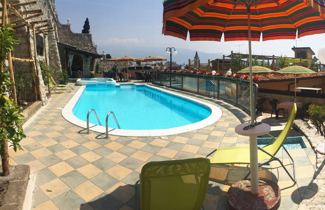 Garda Sol Hotel & Spa - Piscina