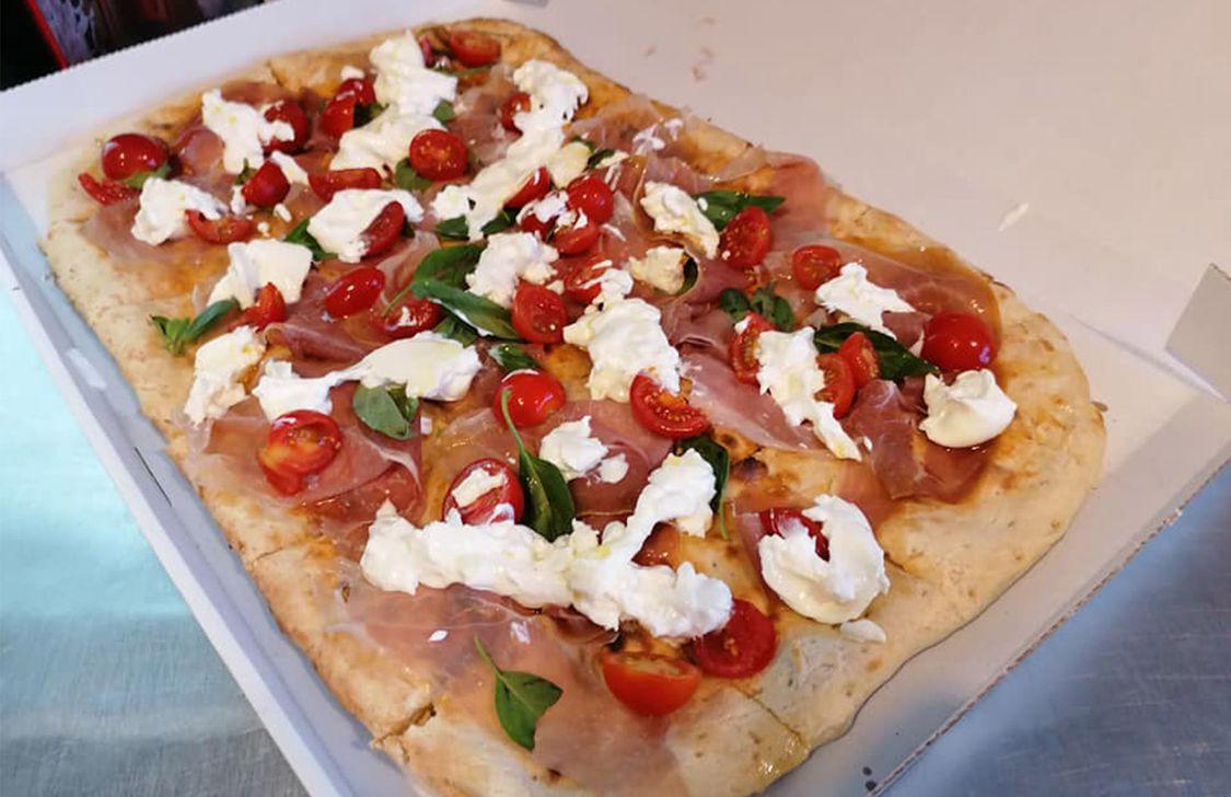 L'Arte della Pizza - Pizza Metro