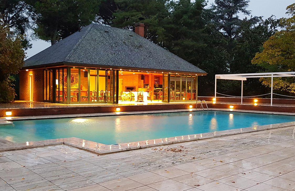Villa Abbondanzi Resort - Piscina