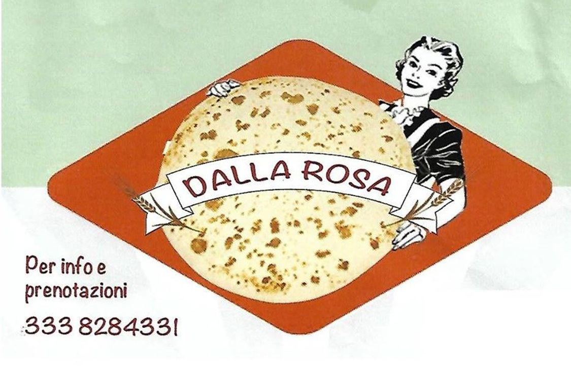 Piadineria da Rosa - Logo