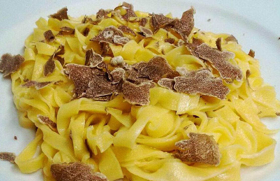 L'Osteria di Via Zanetti - Tagliatelle