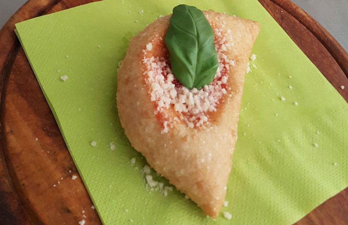 O' Basilico - Pizza fritta