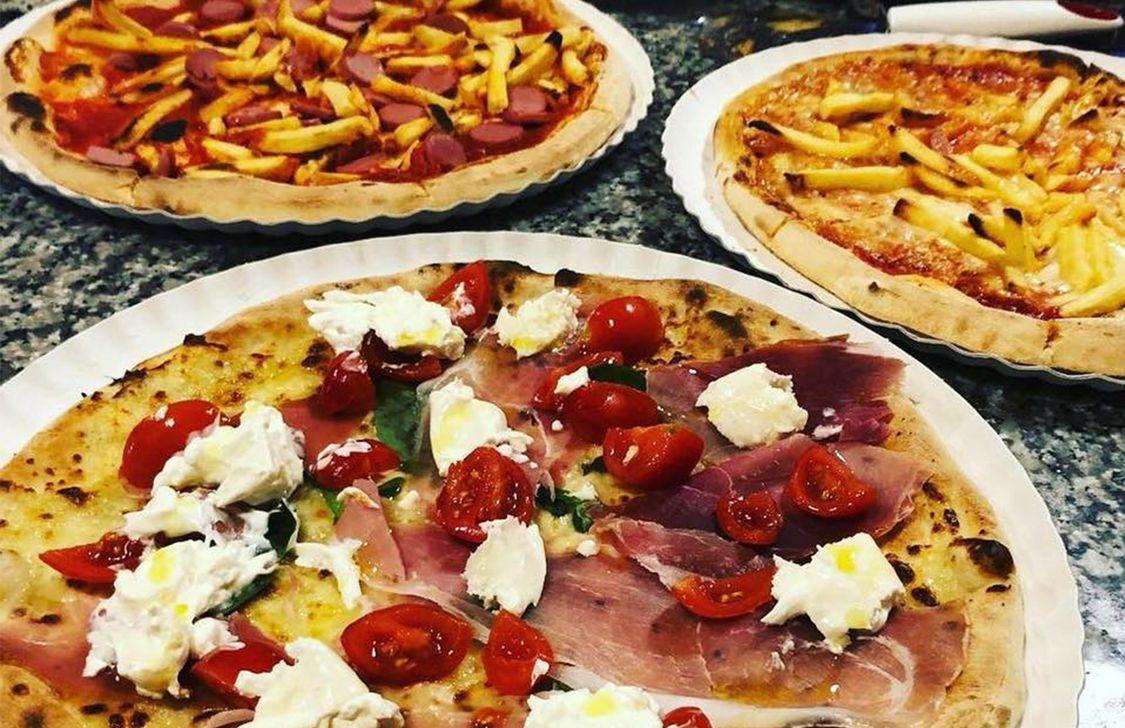 L'Arte della Pizza - Pizze