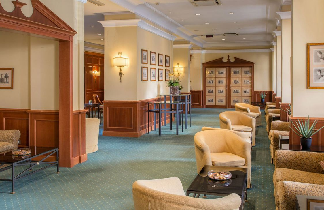 Grand Hotel Fleming- Interno