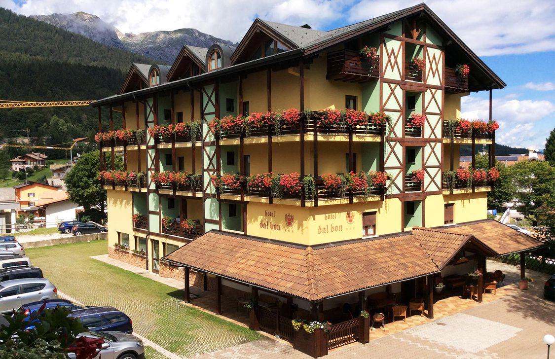 Hotel Dal Bon - Esterno