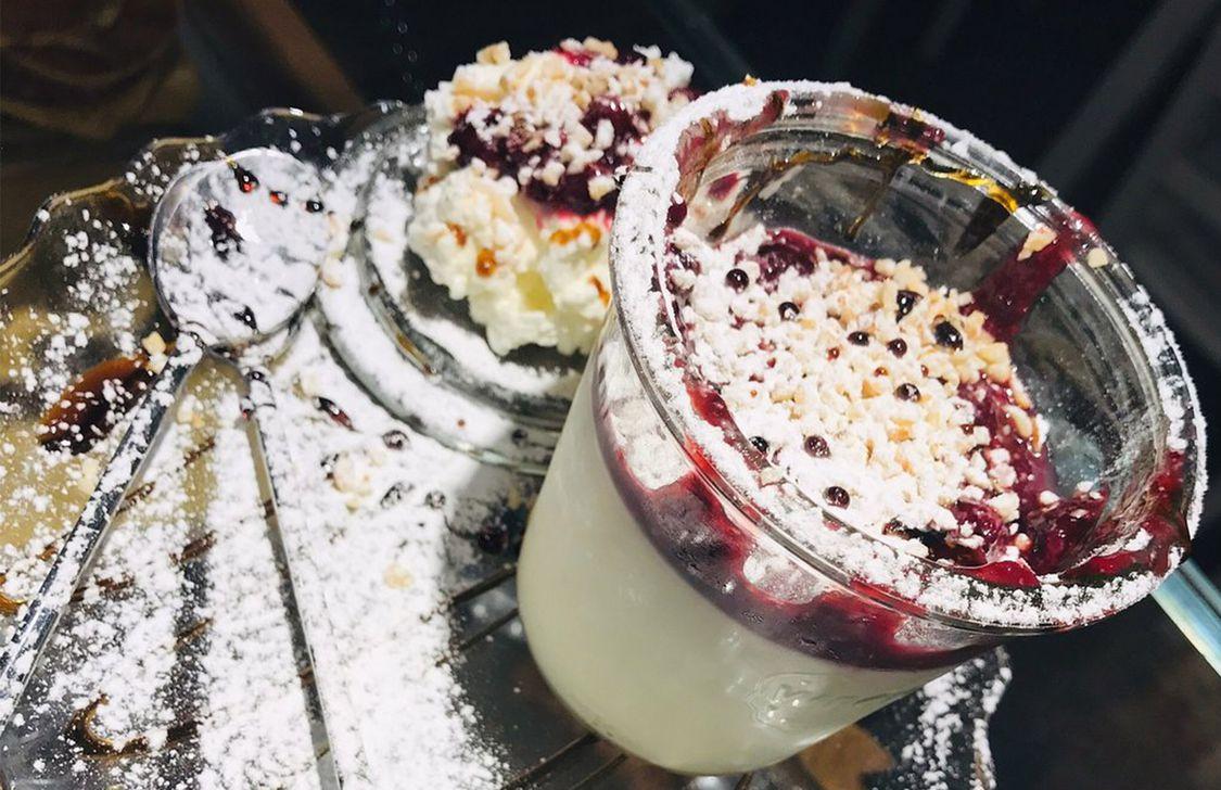 Vicolo di Brused - Dessert