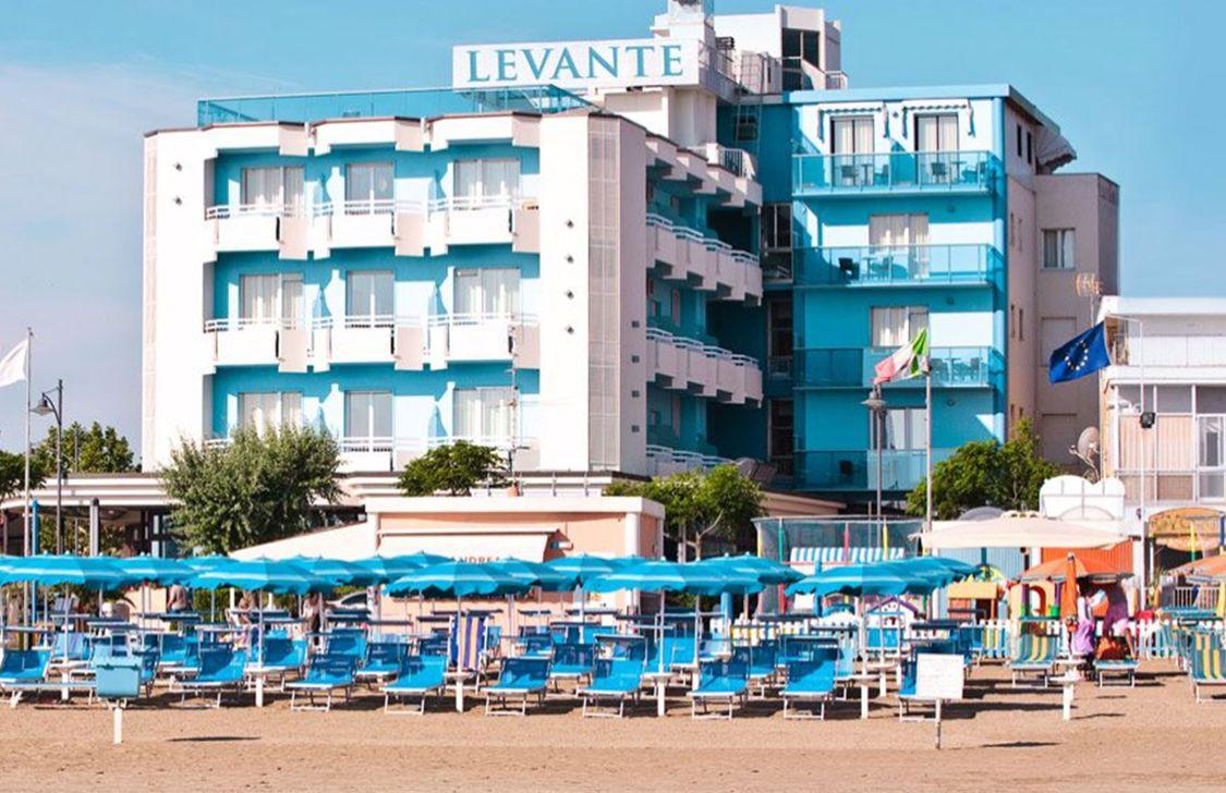 Coupon Soggiorno di 2 notti all'Hotel Levante di Bellaria ...