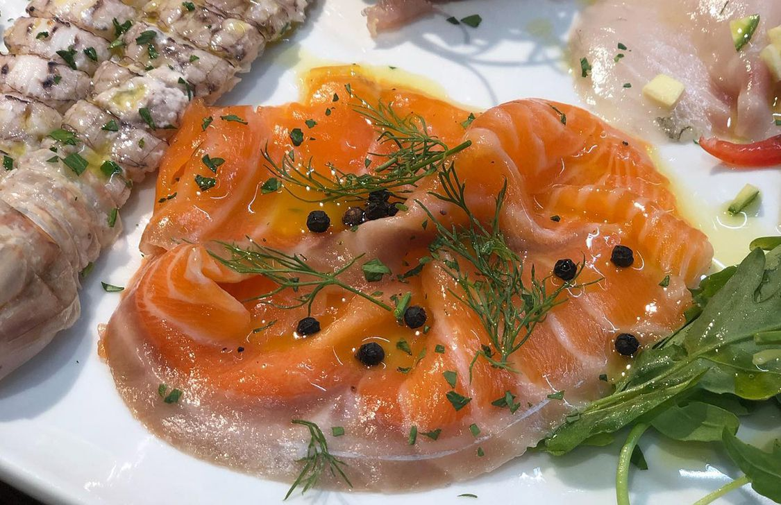 Ristorante Calypso - Salmone
