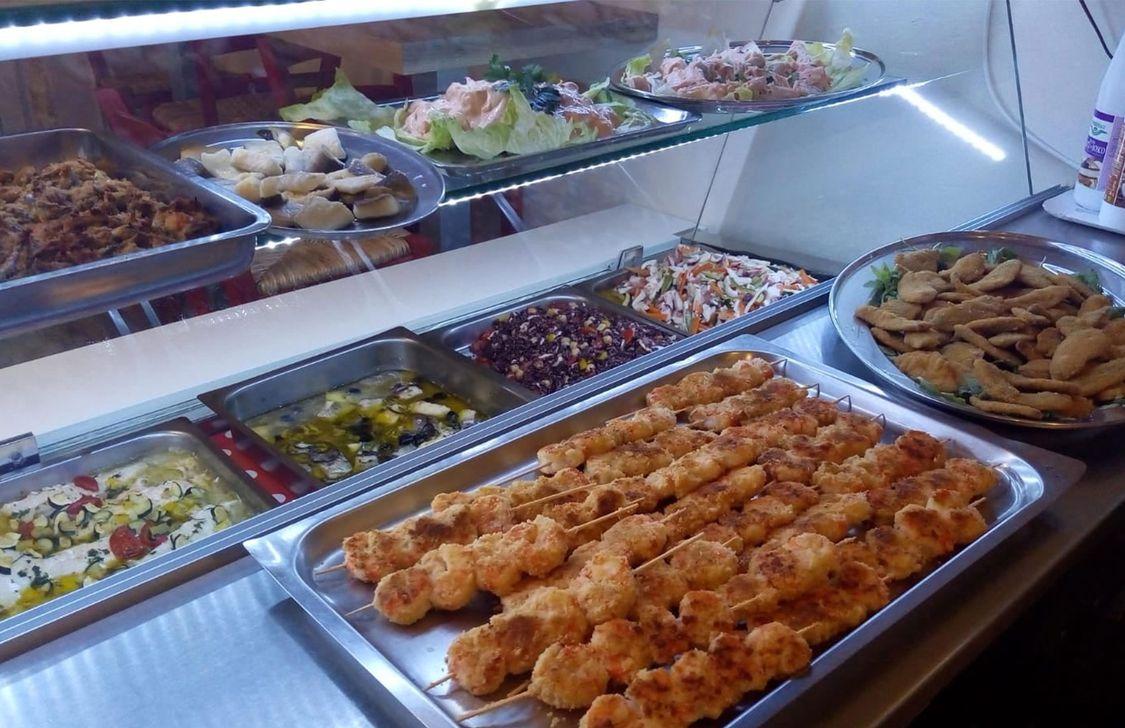 Gastronomia Capricci di Gola - Banco