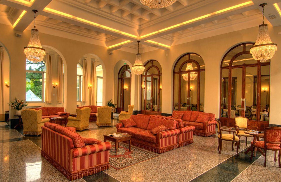 Grand Hotel Terme Della Fratta - Interno