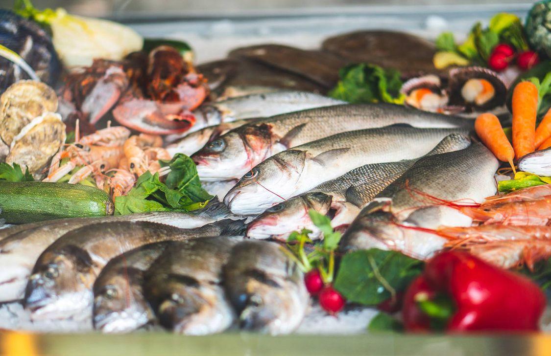 Ostaria Del Mare - Pesce fresco