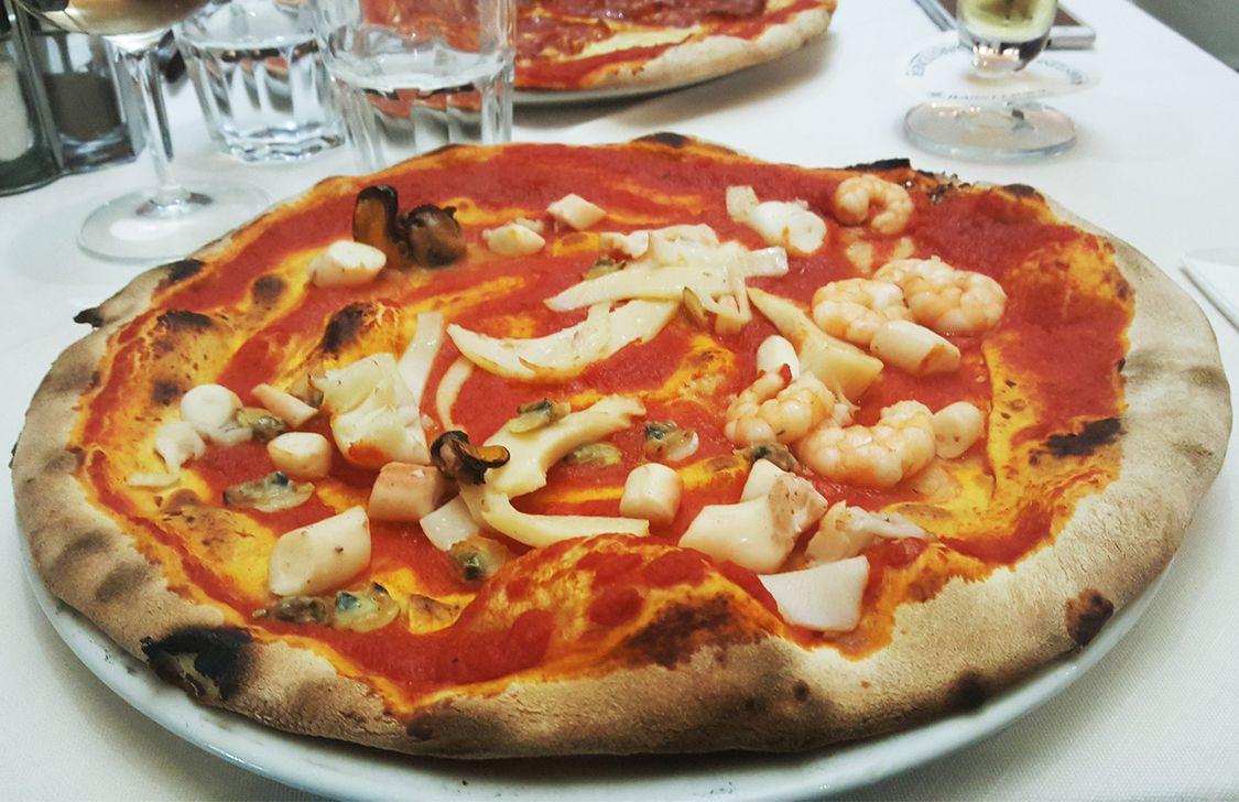 Ristorante Il Cristallo - Pizza