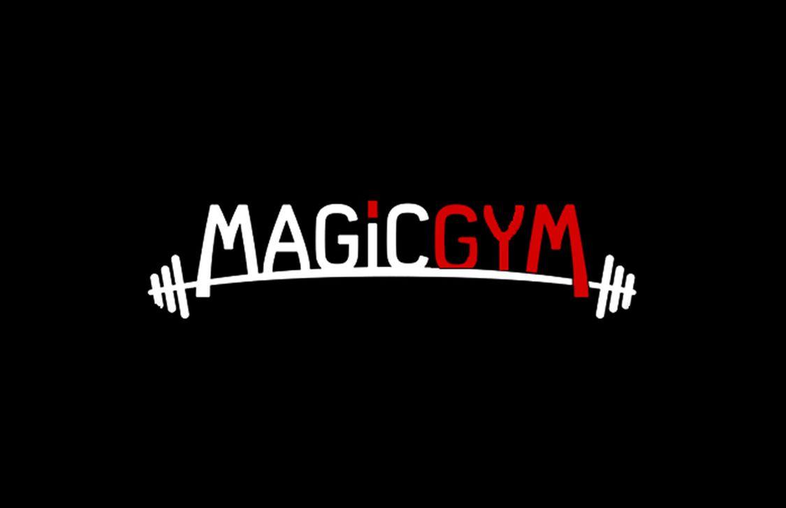 Magic Gym - Logo