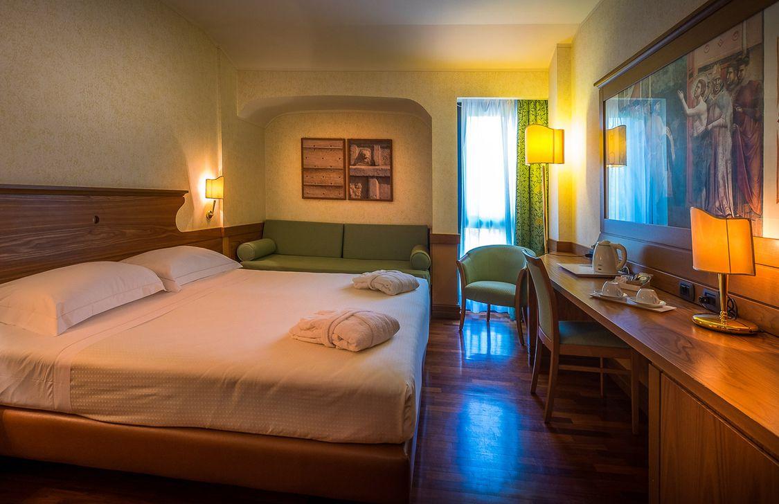 Grand Hotel Assisi - Camera