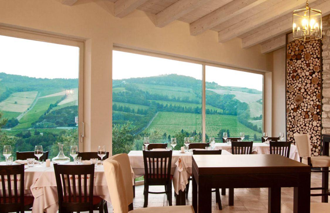 Borgo Condé Whine Resort - Ristorante