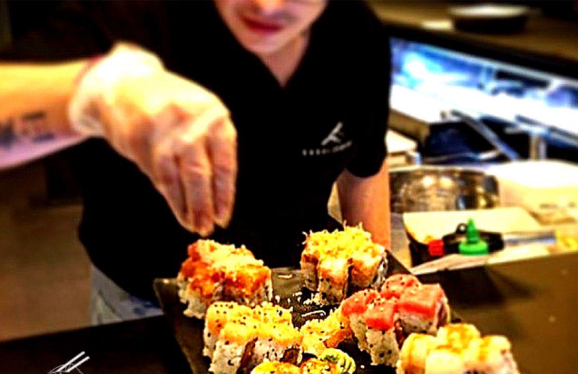 Sushi Corner - Preparazione